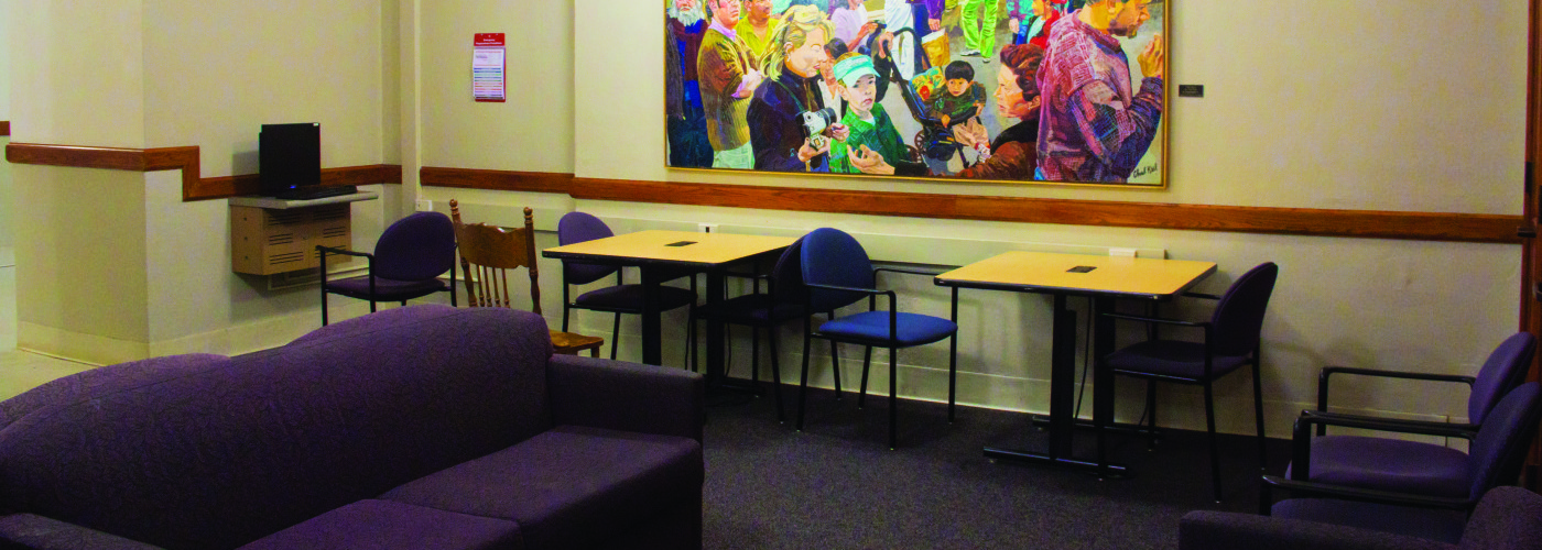 Is this seat saved? Students find it difficult to locate study space in ASH