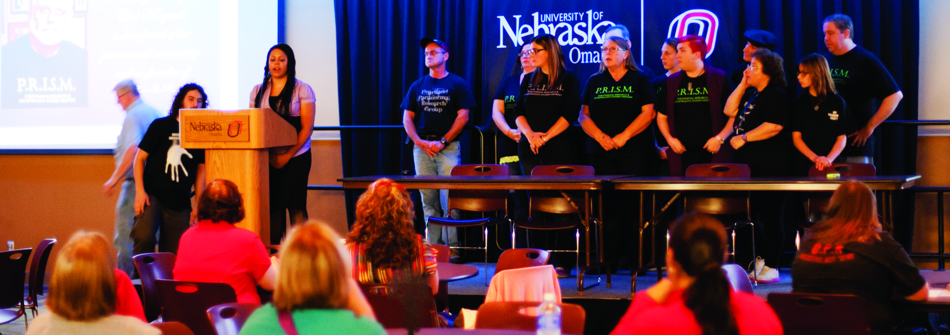 Paranormal Society hosts summit meeting, ghost hunt