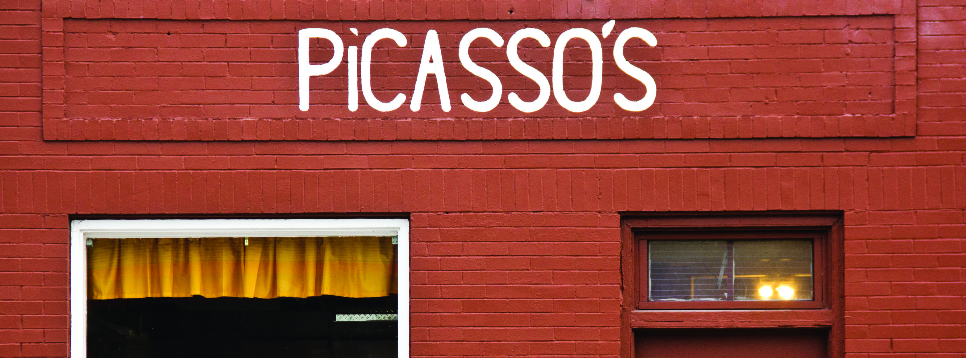 Picasso's Pizza offers high quality, good selection