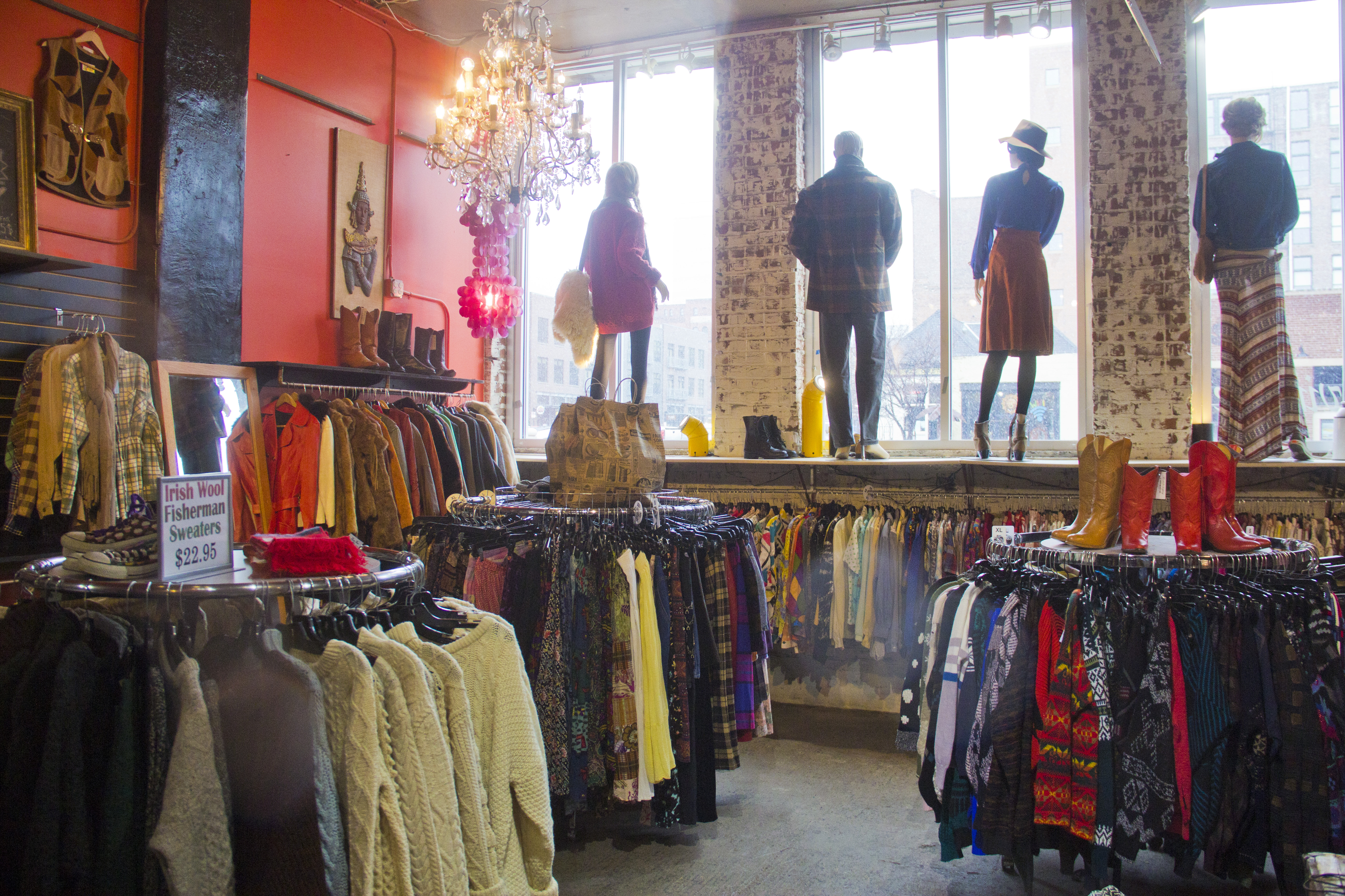 The Gateway explores Omaha's vintage clothing scene, discovers ...