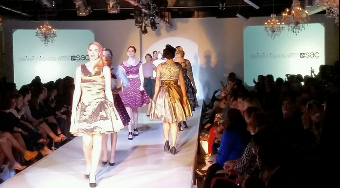 The Gateway reports live from Omaha Fashion Week