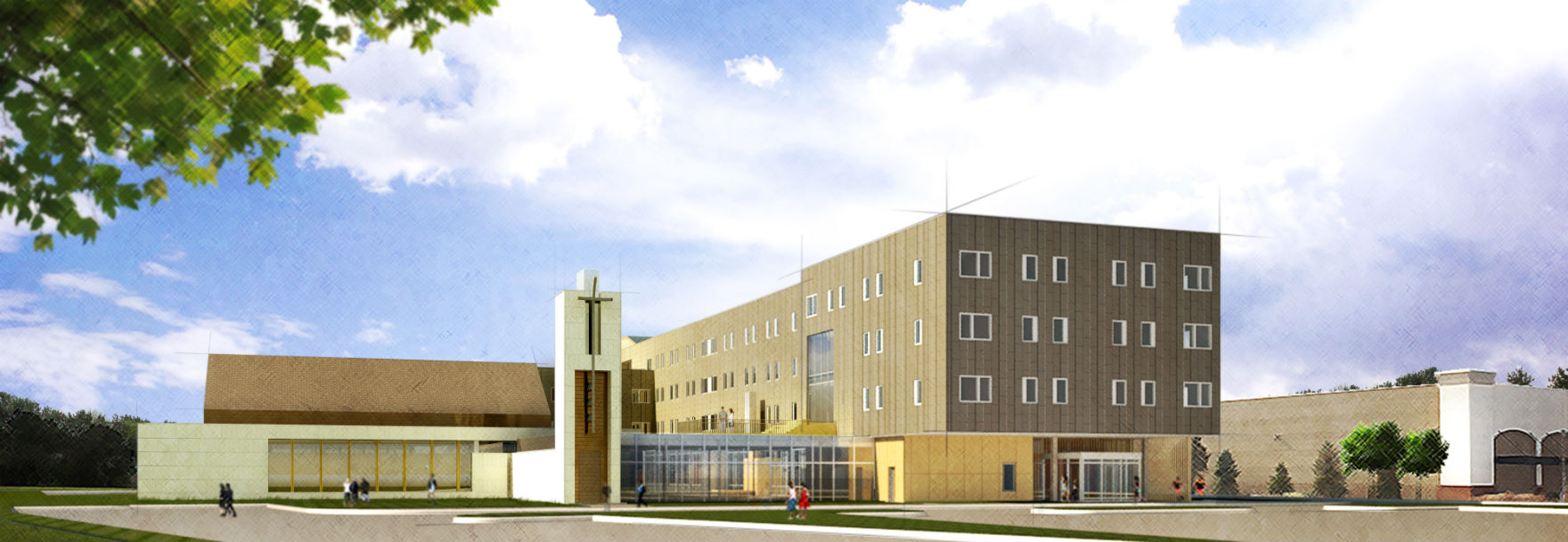 Work on $13M Catholic center near UNO expected to start ...