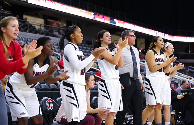 Photo Courtesy of UNO Athletics