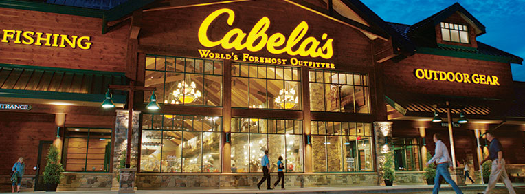 Photo Courtesy of cabelas.com