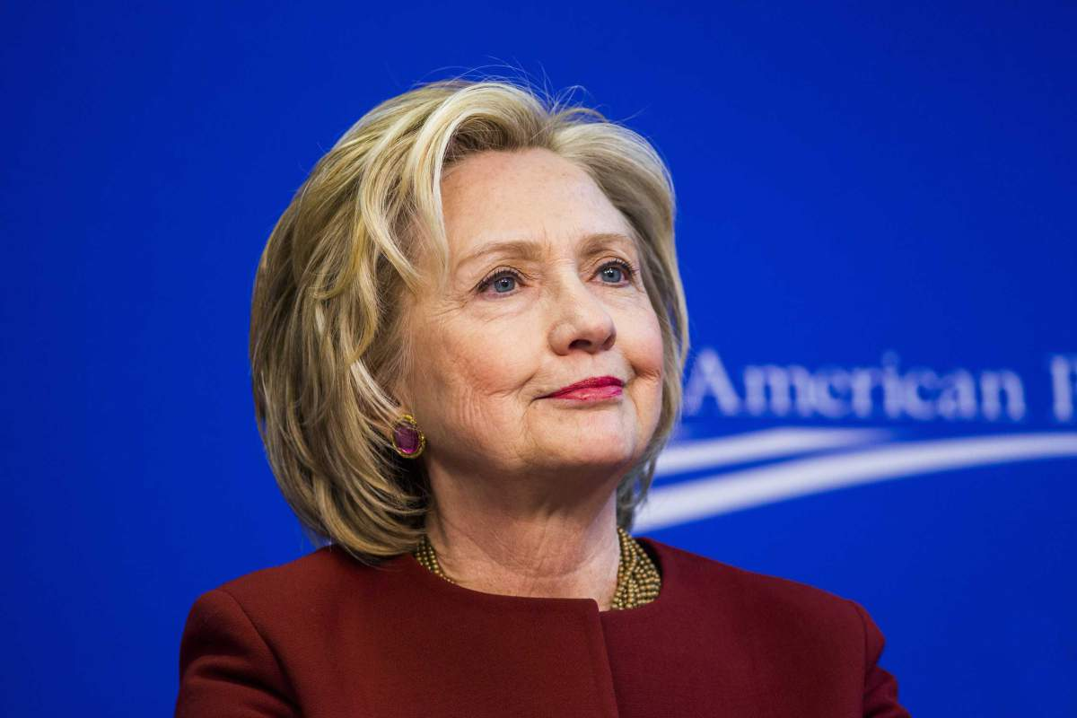 In defense of Hillary Clinton... - Gateway Hilary