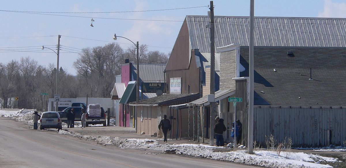 Renewed hope for Whiteclay - Gateway