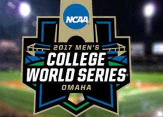 The Florida gators won the 2017 NCAA Men's College world series omaha