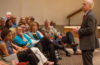 Chancellor Gold provided updates to the UNO community in a June 21 town hall meeting