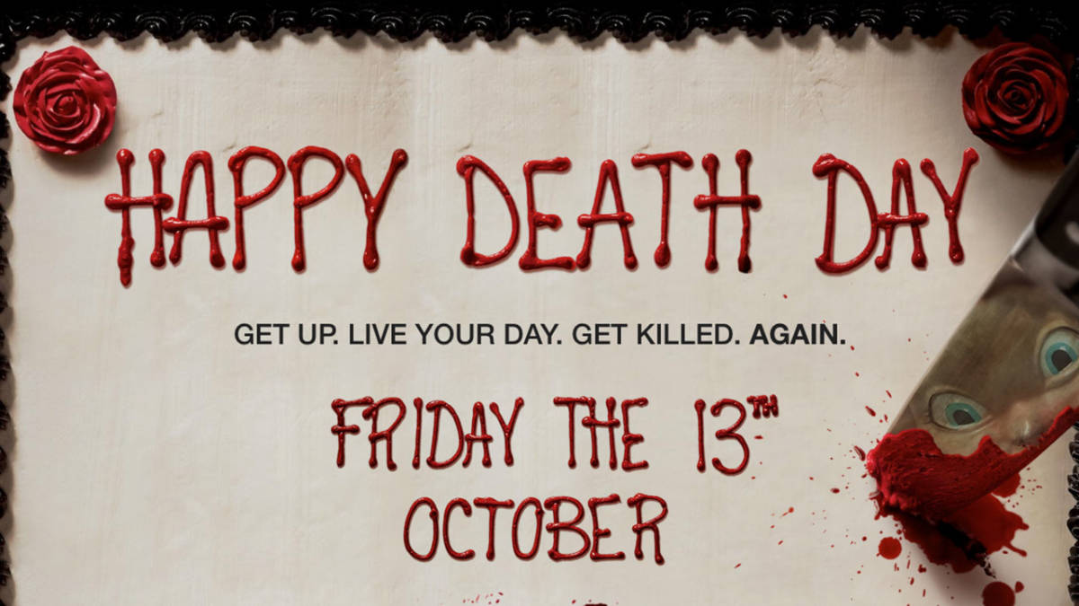 Happy death day is scary but not in a good way gateway photo courtesy flickreel stopboris Choice Image