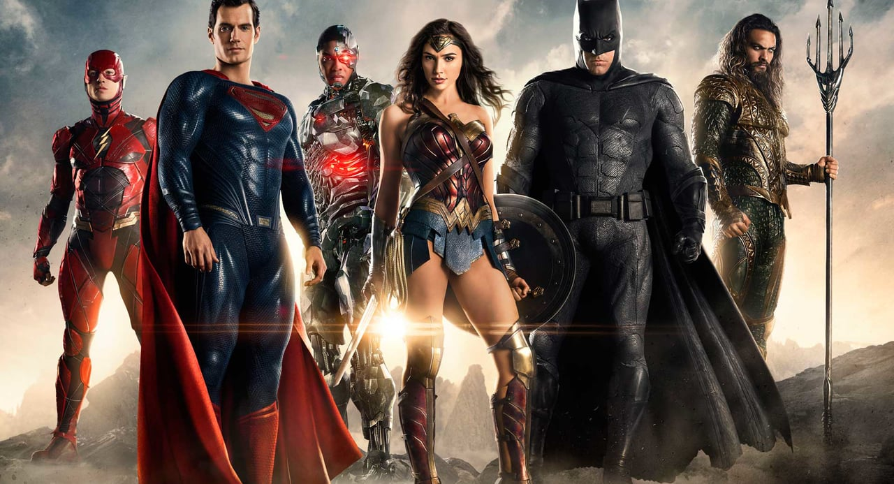'Justice League' is the highest-grossing DC film ever in China