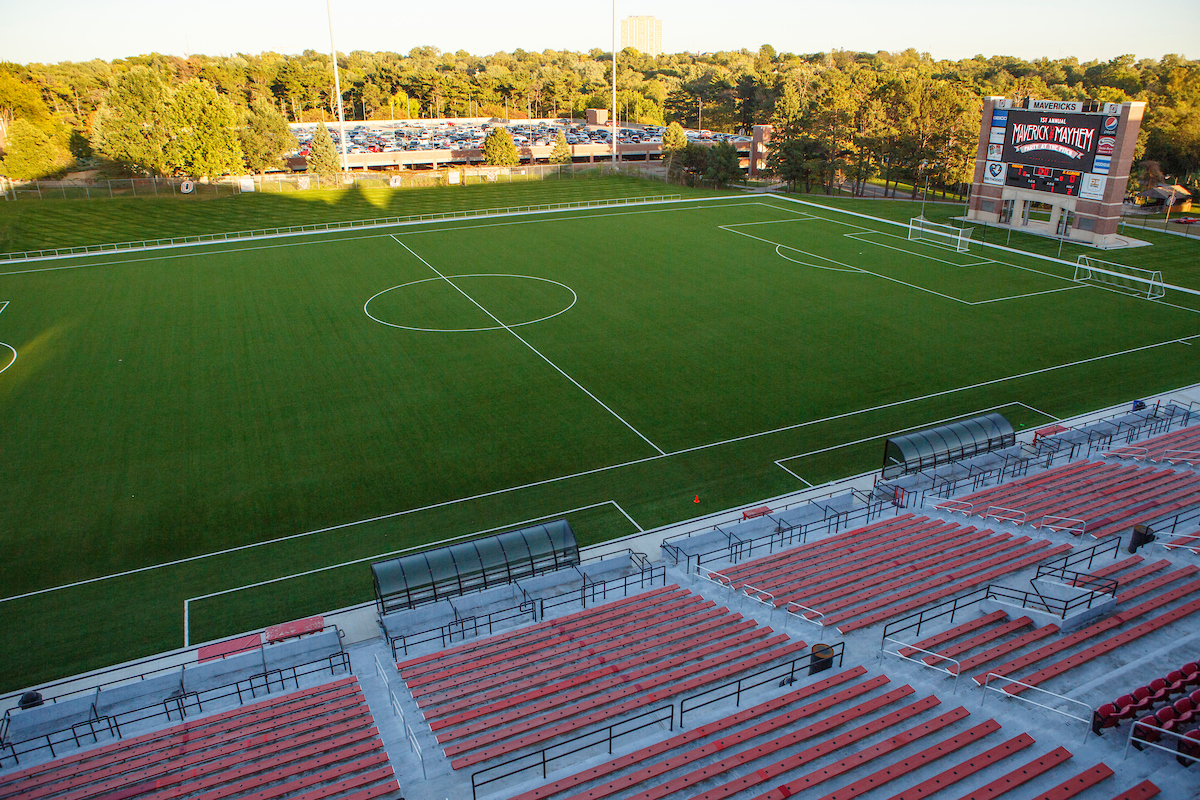 Omaha men's soccer opens season with loss to Cal - Gateway
